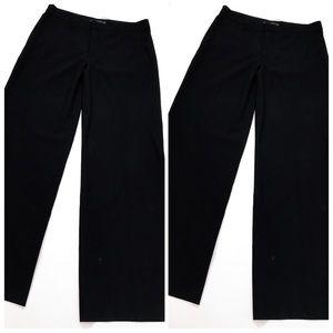Zara Woman Wide Leg Trousers Slacks